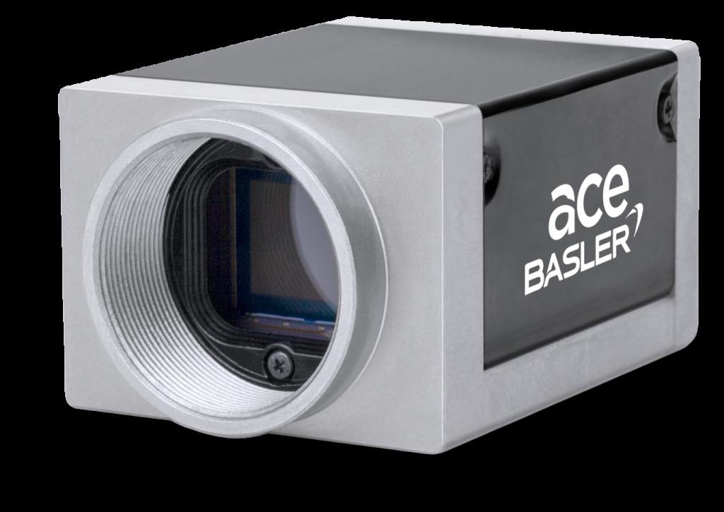 Hochauflösende GigE Kamera