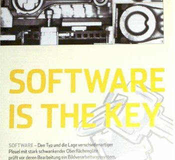 software-is-the-key